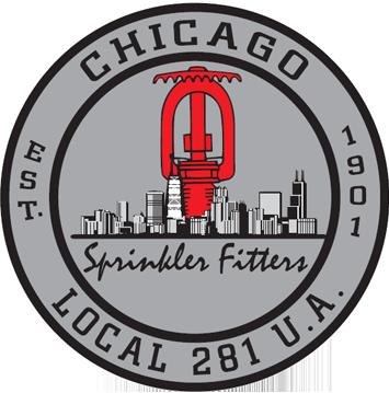 Sprinkler Fitters Local 281 Logo