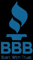 Better Business Beaurau (BBB) Logo